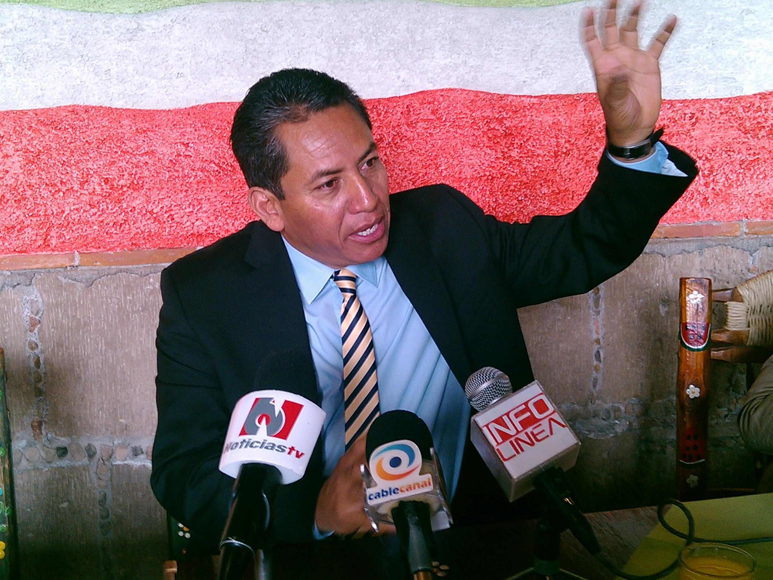 Zamarripa: Soy carta confiable para el @PRIAguas