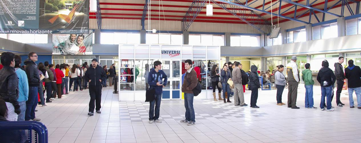 Sin dinero la @UAA_MX para solventar incremento en colegiaturas