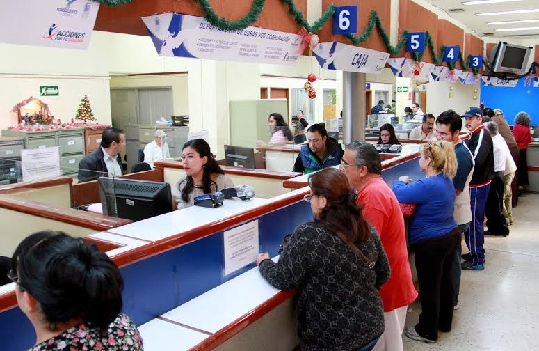 Premiará @MunicipioAgs pronto pago del predial