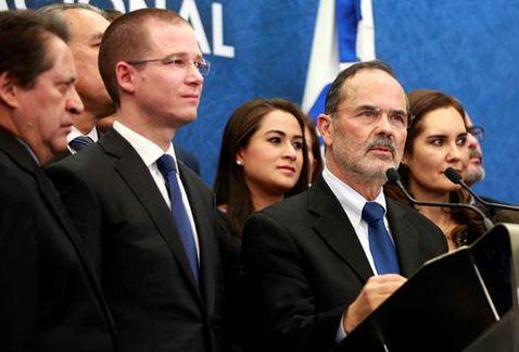 Regresa @GustavoMadero a dirigencia nacional del PAN