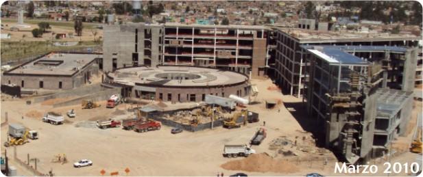Ficotrece, un obstáculo para el Nuevo Hospital Hidalgo