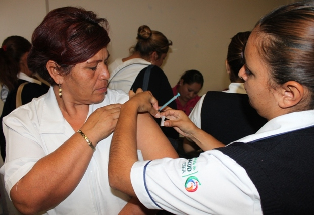 Niños, adultos mayores, embarazadas y enfermos crónico, son débiles a la Influenza
