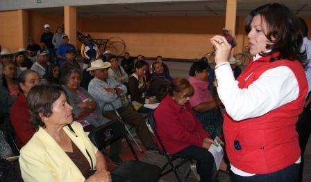 Sedesol: Familiares roban pensión de adultos mayores