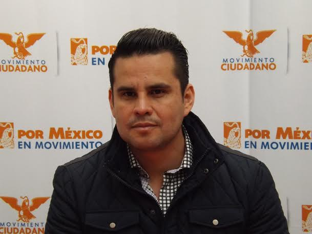 Avalan registros de precandidatos en Movimiento Ciudadano