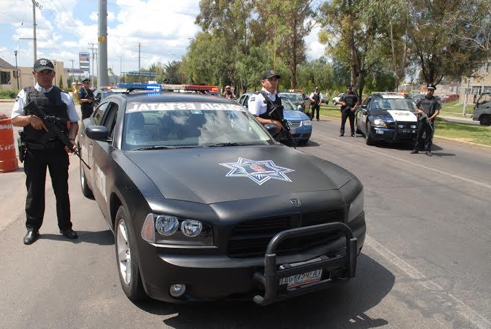 Se fortalece y reimpulsa la Seguridad Pública en Aguascalientes