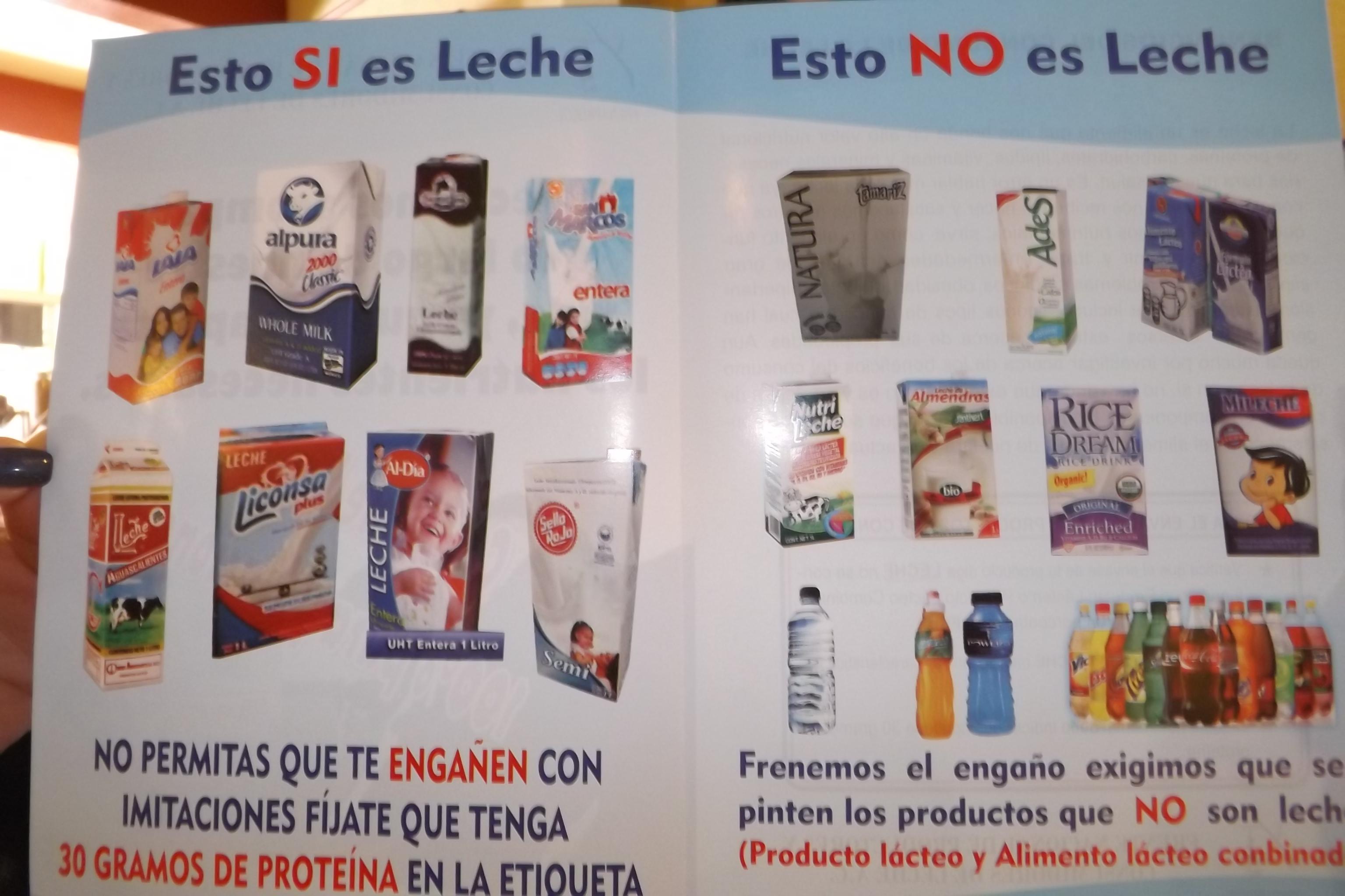 Preparan lecheros marcha nacional contra la mafia de la industria y autoridades