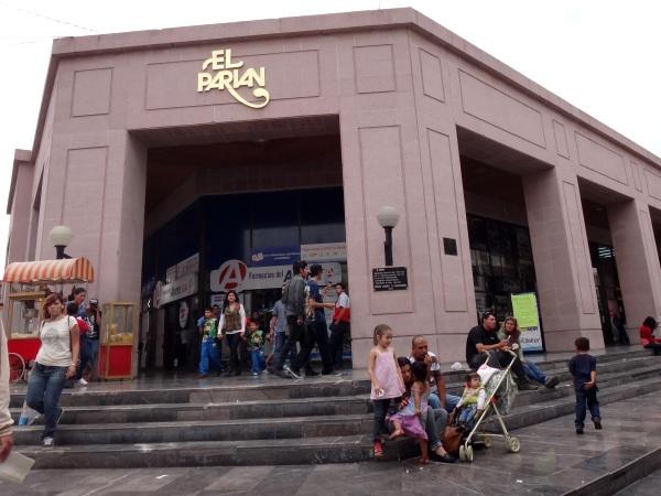 Alertan sobre timadores en el Parian