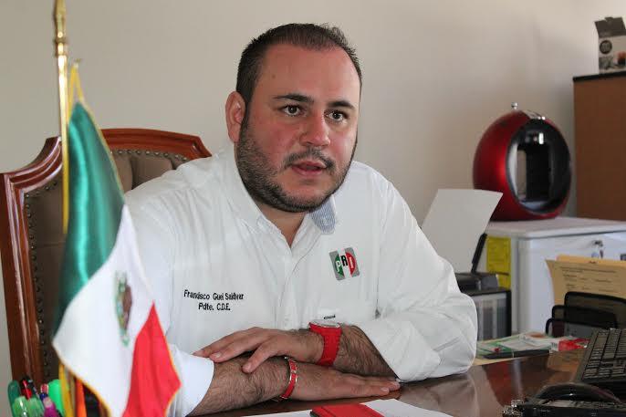 Guel: Candidatos del @PRIAguas limpios e intachables