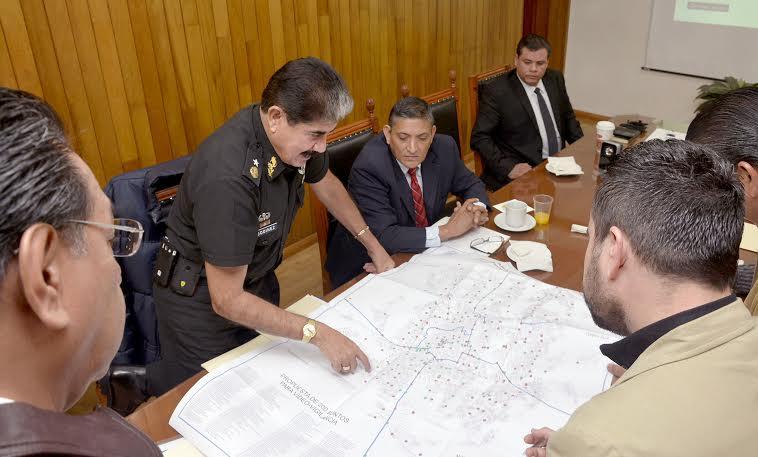 Rinde informe ante regidores el SSPyTM del @MunicipioAgs