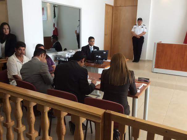 Inician juicios orales en Aguascalientes