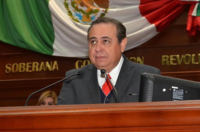 Respalda diputado solicitud de más dinero para el Poder Judicial