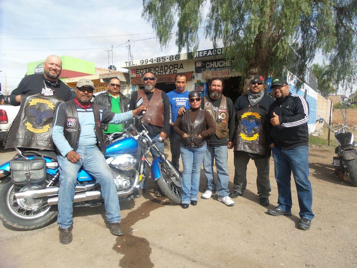 Zacatecas, Durando y Torreón, zonas inseguras para motociclistas