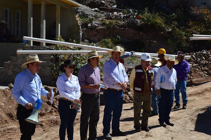 Supervisa alcalde del @MpioCalvillo avance en obras
