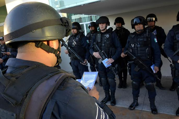Ejercerá @MunicipioAgsen 2015 72 mdp en seguridad