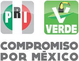 PVEM y PRI: alianza de disimuladas diferencias