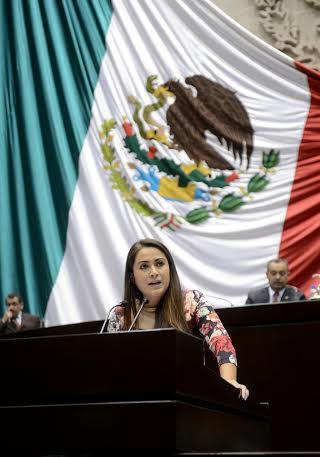 Propone @TereJimenezE medidas de austeridad en la Cámara de Diputados