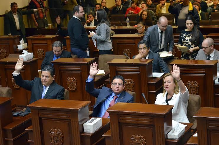 Destacan diputados ventajas del nuevo Código Electoral