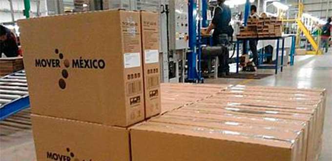 "Sct: Empeñan y venden televisores de ""Mover México"""