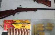Decomisa Policía Estatal casi 20 armas de fuego