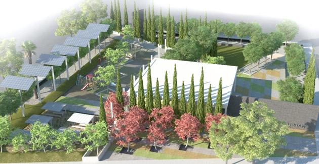Sigue en espera la conclusión del Bosque Urbano