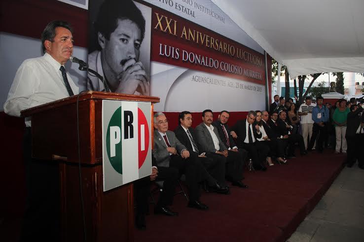 «Dónde están», arremete Gobernador en contra de delegados priistas