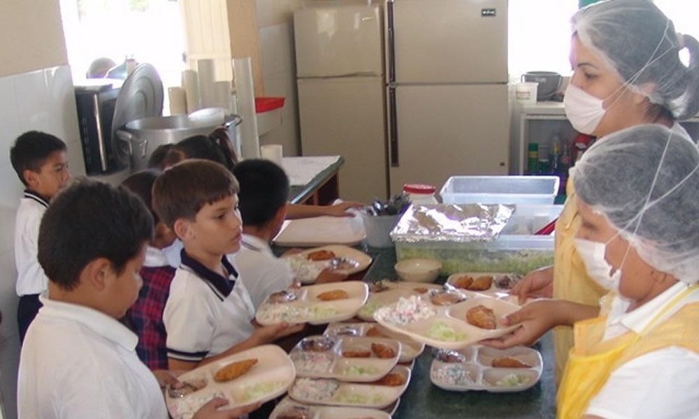 Operativo en Cooperativas Escolares