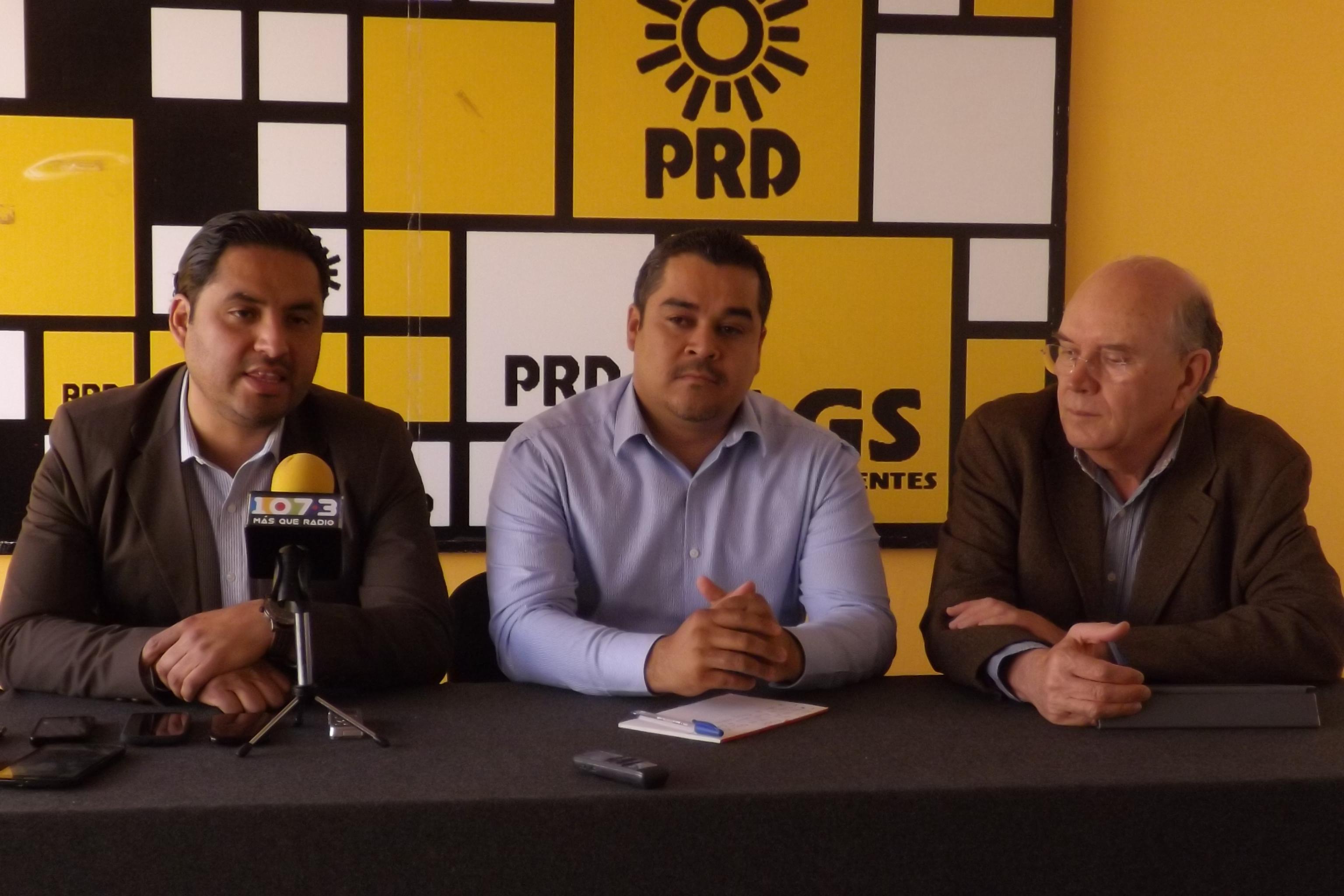 Presentará PRD su iniciativa de ley para el PFNSM @MarcoArturoDel