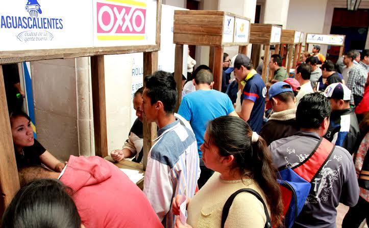 18 estados tienen menos desempleo que Aguascalientes
