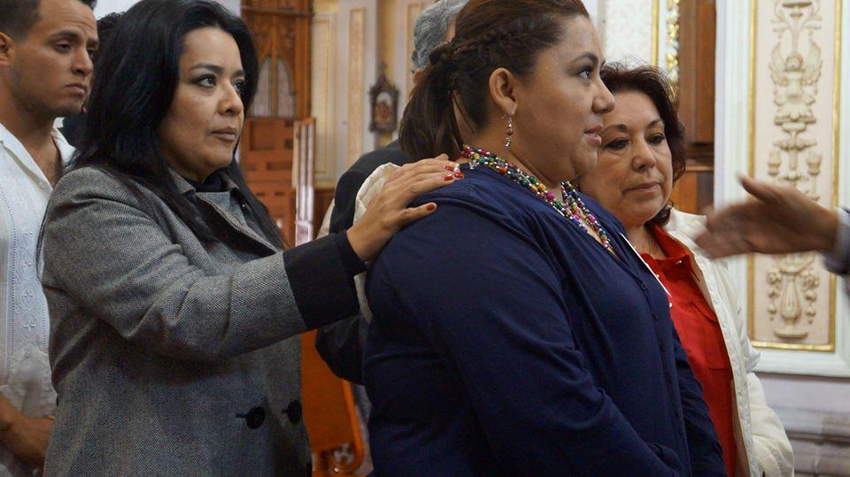 Delegada priista de Relaciones Exteriores lanza campaña en contra del @MunicipioAgs