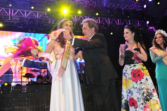 Ana Karen Romo Jiménez será la Reina de la Feria Nacional de San Marcos 2015