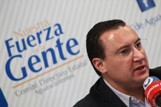 Pan: Urge designación del Coordinador de los priistas en el Congreso