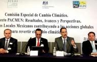Presenta alcalde del @MunicipioAgs ante senadores, experiencias exitosas para revertir el cambio climático