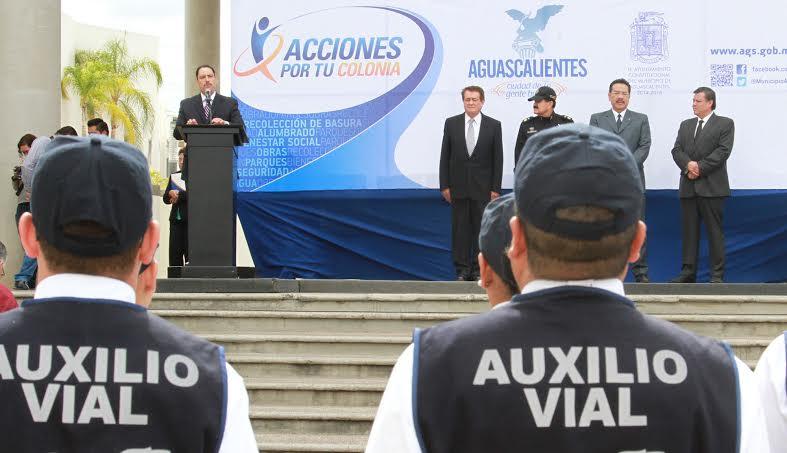 @MunicipioAgs abre las puertas a la PGJ en torno al asesinato del taxista a manos de un preventivo