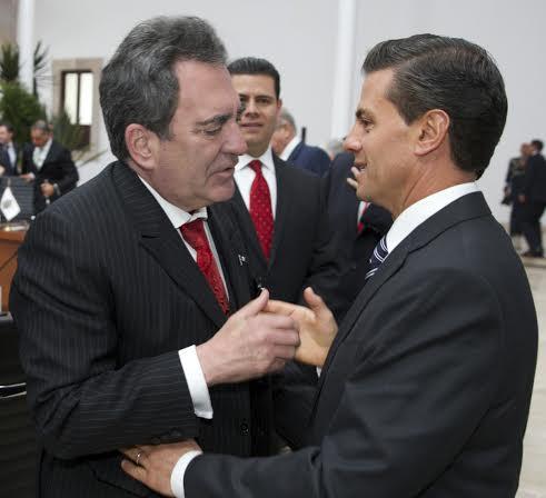 Reaparece Lozano, hace un llamado a la unidad nacional