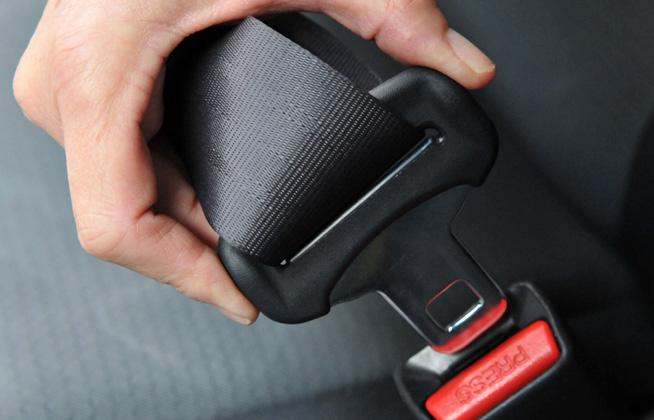 Cinturón de Seguridad, la mayor infracción a choferes del Transporte Público