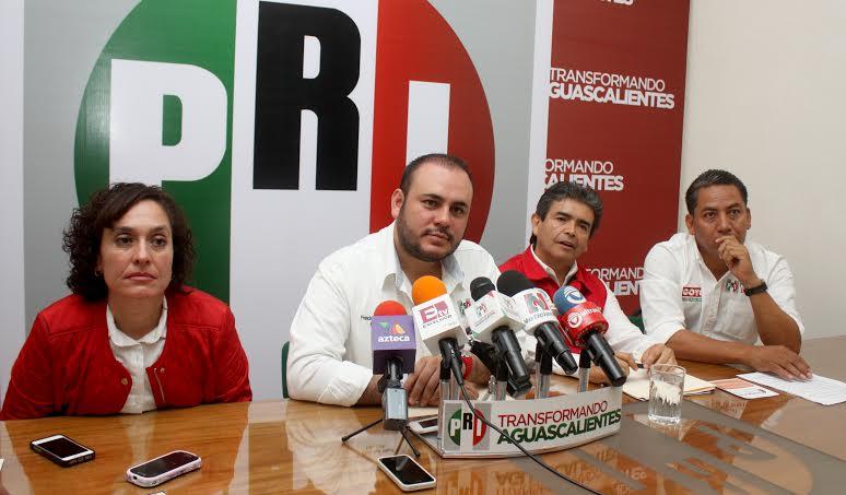 Ciudadanos quieren propuestas no guerra sucia @PRIAguas