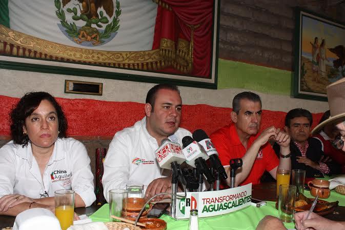 Expulsa @PRIAguas a militante que se postuló con el Partido Verde