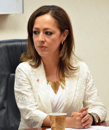 Pide diputada @LulaDavila_Ags más operativos contra abusos de taxistas