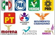 Los suspirantes a una diputación federal por Aguascalientes