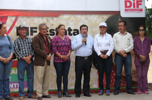 Comunidades en Progreso 2015 llega a Tapias Viejas
