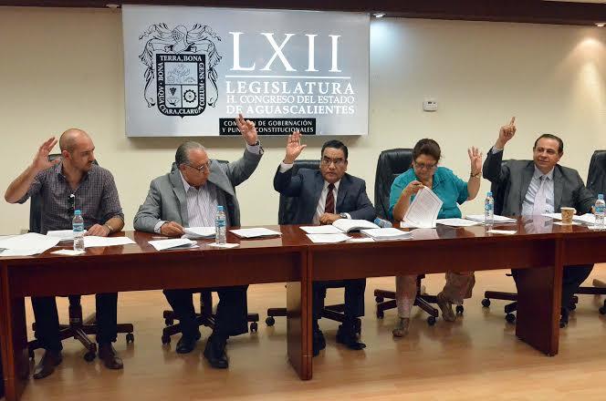Comisión Legislativa, avala exclusividad para que el CU legisle en contra de la tortura y desaparición forzada