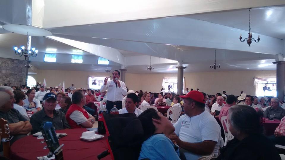 Renunciará al fuero candidato del @PRIAguas