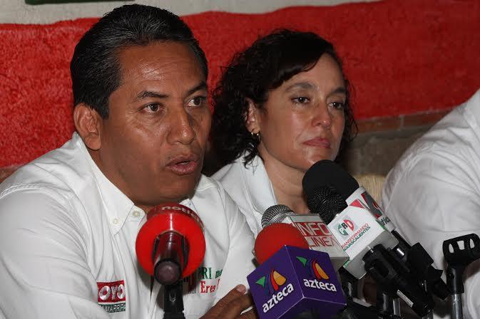 Acusa candidato del @PRIAguas al PAN, de utilizar dinero ilícito en la campaña