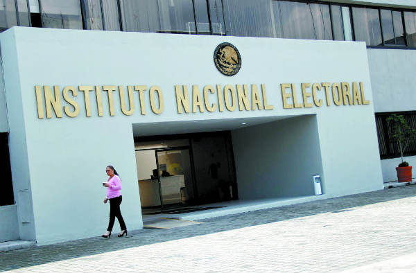 Revira @INEAGS en contra del Presidente del PRD