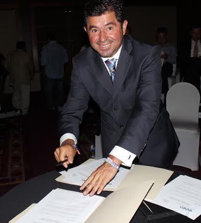 Presenta @JorgeLopez_M a la IP las propuestas legislativas de Acción Nacional