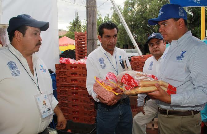 Suman 34 establecimientos sancionados en la Feria de San Marcos @MunicipioAgs