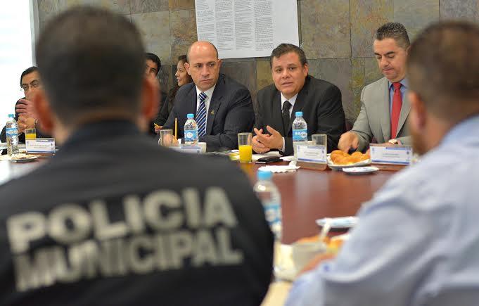 Instala el @MunicipioAgs Gabinete de Seguridad Ciudadana