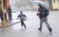 Continuarán lluvias acompañadas de clima frío