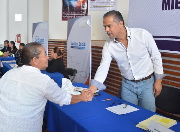Necesidades de la población no se detienen por temas políticos @arambulaantonio