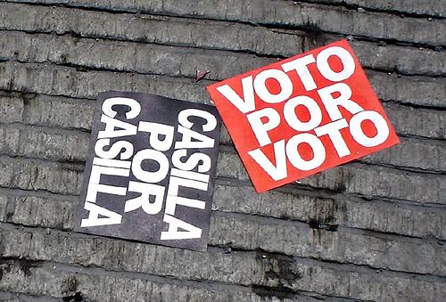 Despreocupados Muñoz y Zamarripa por recuento de votos